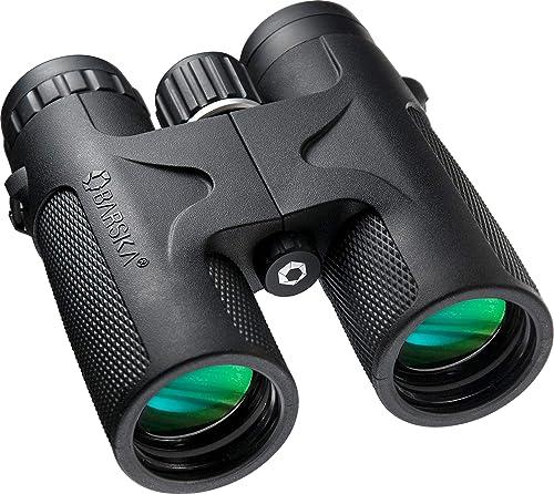 BARSKA AB11852 Blackhawk 8×42 Waterproof Binoculars for Birding, Boating, Events, Hiking, Hunting, etc
