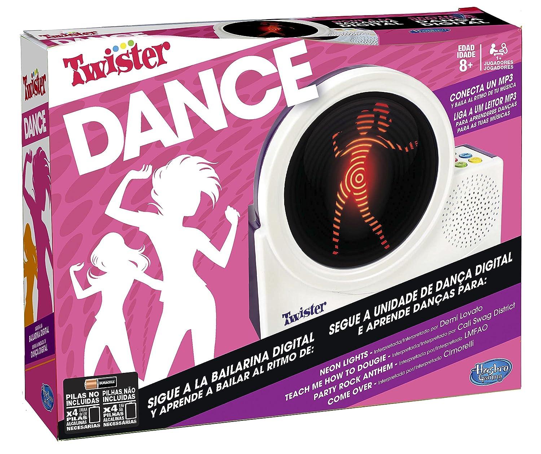 M.B Juegos Juegos Hasbro - Twister Dance Party (A8583175): Amazon.es: Juguetes y juegos