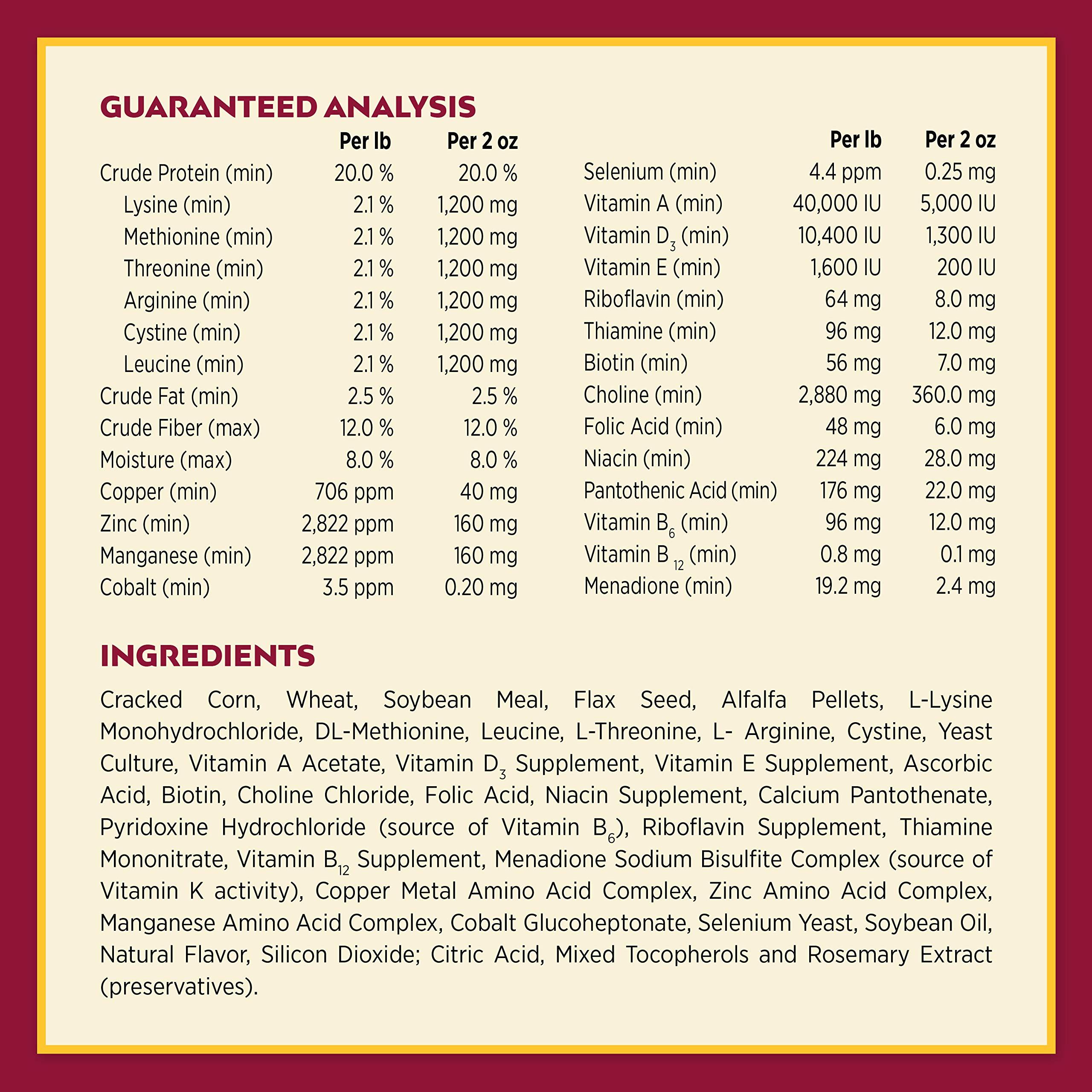 Farnam Senior Health & Wellness Supplement, 3.75 lb. by Farnam (Image #7)