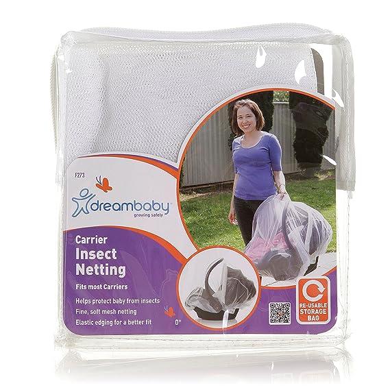 Amazon.com: Dreambaby – Baby – Malla de insectos, Blanco: Baby