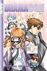 Dramacon manga volume 1 Kindle Edition
