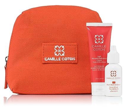 Camille Coton Crema microdermoabrasión y Bloom bálsamo de ...