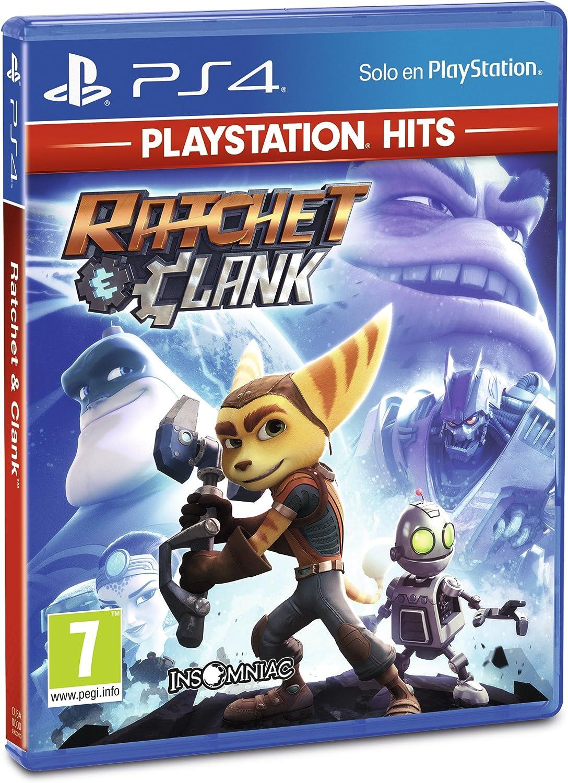 Ratchet And Clank Hits - Versión 12: Amazon.es: Videojuegos