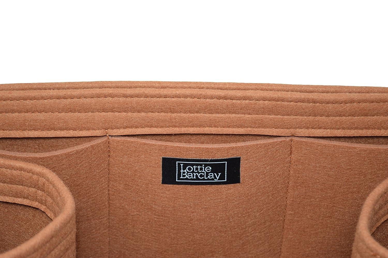 db3a16f2ae79 Lottie Barclay Handbag Liner Handbag Organiser for Mulberry Bayswater  (Beige)  Amazon.co.uk  Luggage
