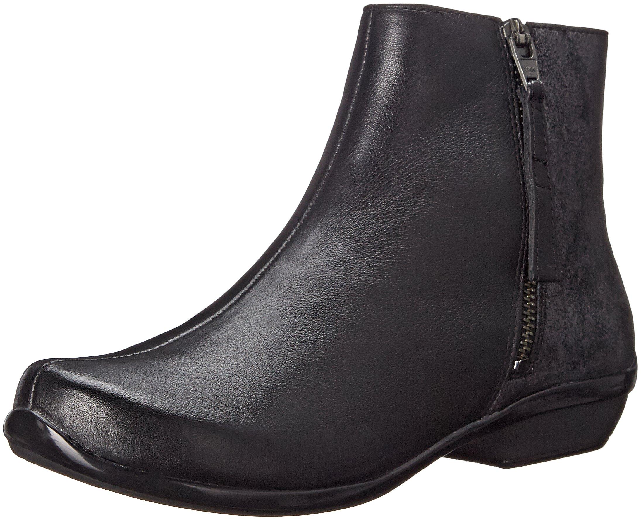 Dansko Women's Otis Boot, Black Nappa, 39 EU/8.5-9 M US