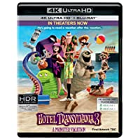 Hotel Transylvania 3: A Monster Vacation (4K UHD & HD)