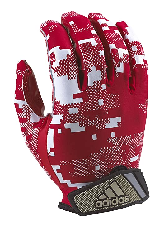 d3c80501d3b0 adidas Adult Digi Camo Receiver s Gloves  Amazon.co.uk  Sports   Outdoors