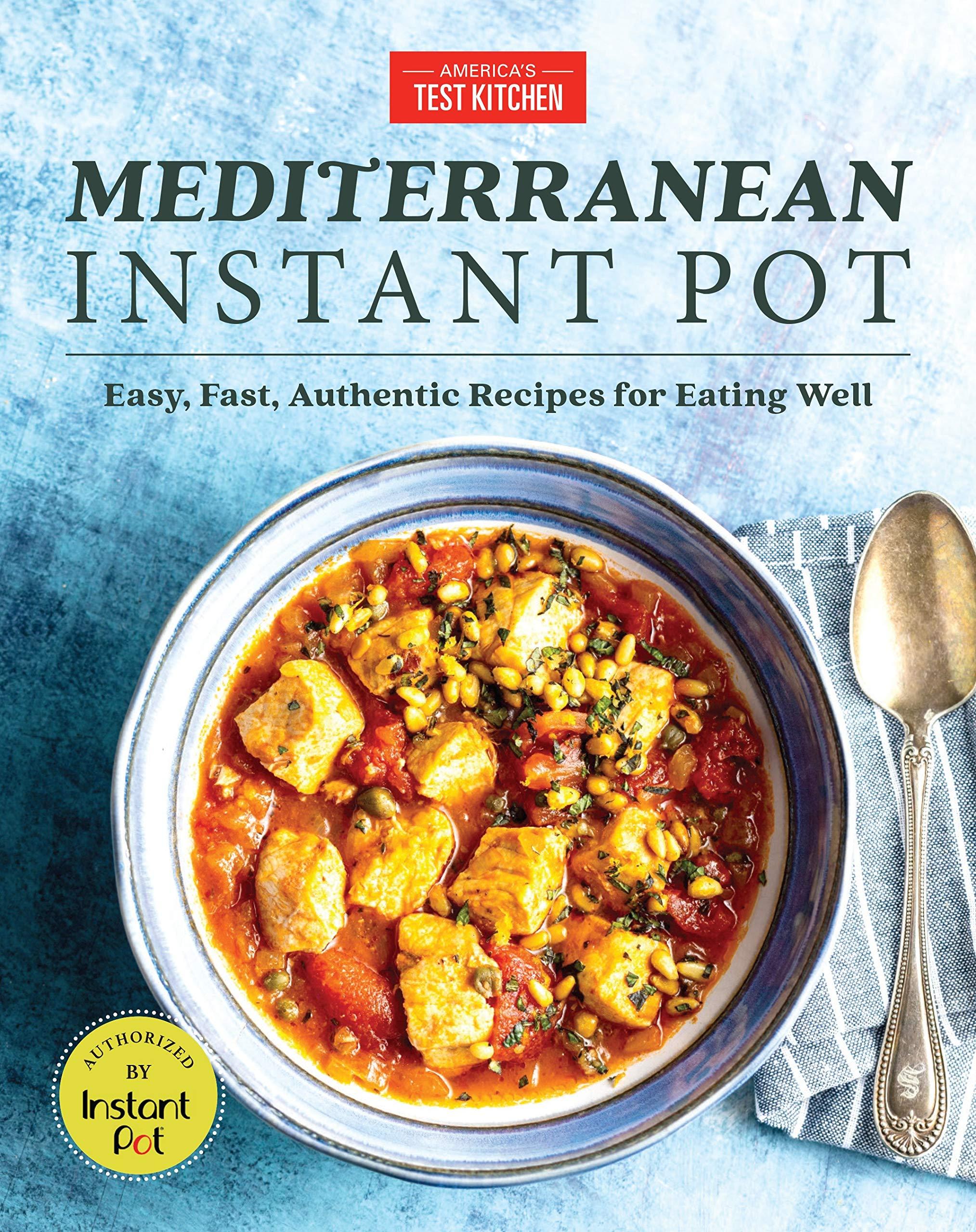 mediterranean diet recipes for pressure cooker
