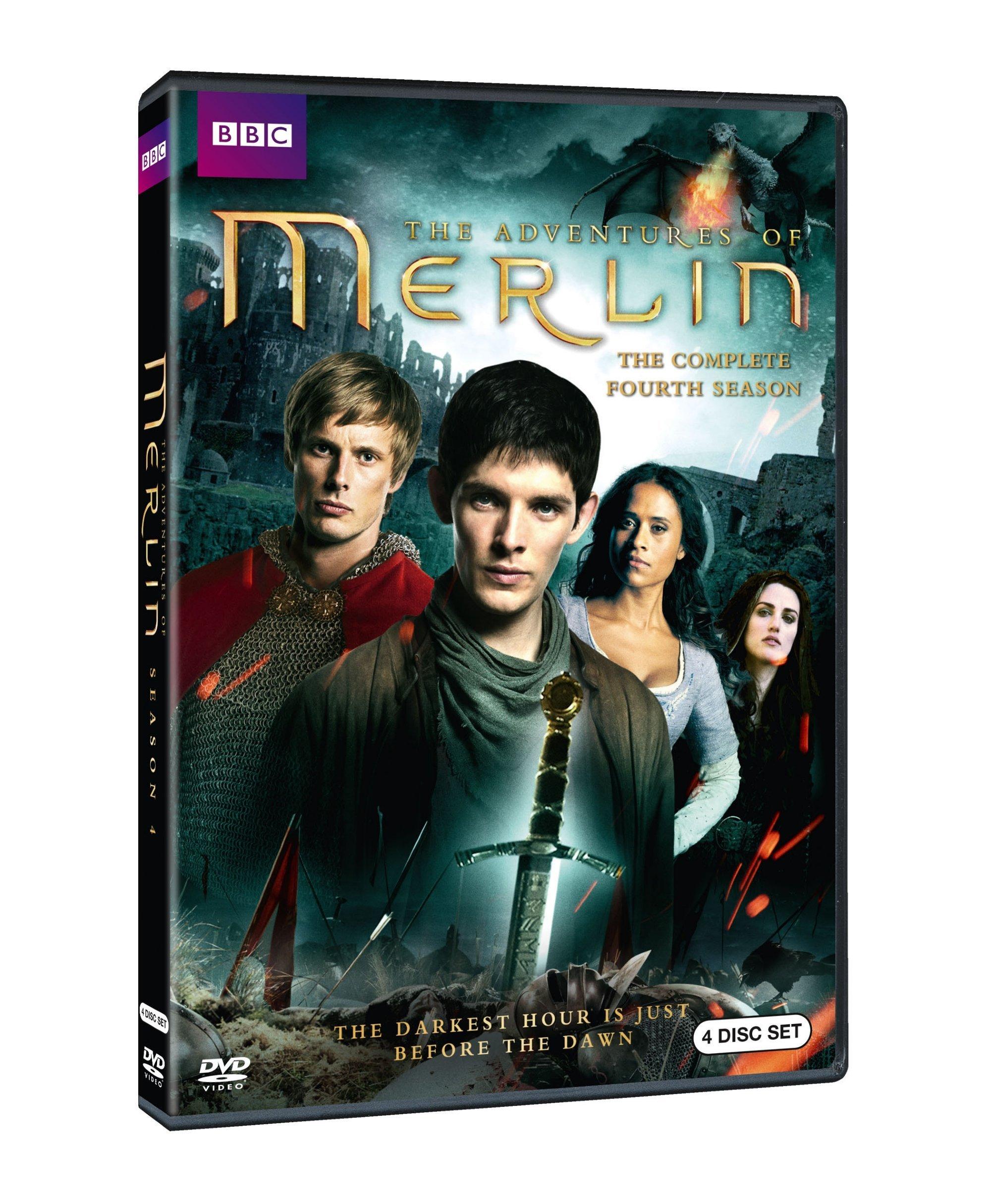 Merlin: Season 4