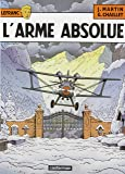 Lefranc, Tome 8 : L'arme absolue