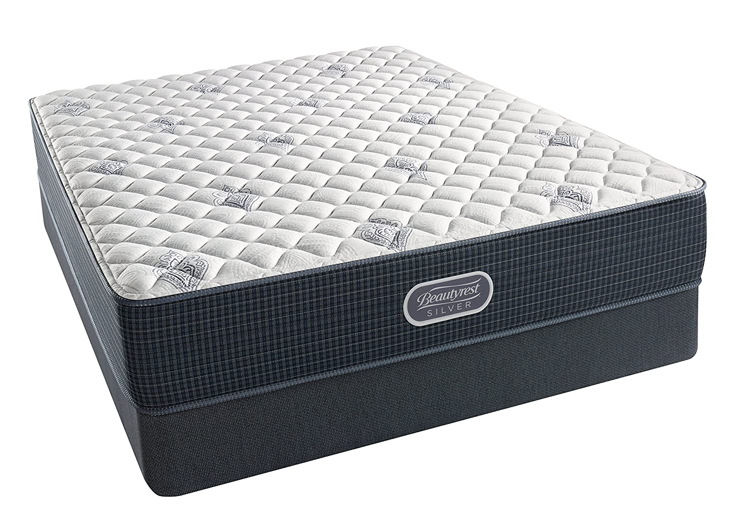 Amazon.com: Beautyrest Silver Extra Firm 600, King Innerspring Mattress: Kitchen & Dining