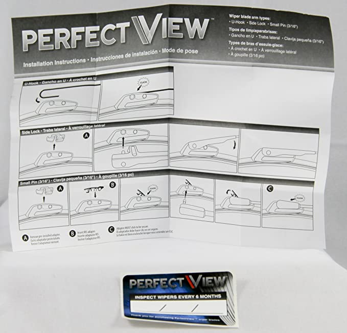 Bosch Pv22 Perfect View Wiper Blade