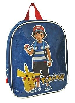 Sac à dos Pokémon 25 cm maternelle Rouge of7q5q0M4H