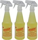 LA's Totally Awesome All Purpose Cleaner, Degreaser Spot Remover - 3 bottles of 20 fl oz each