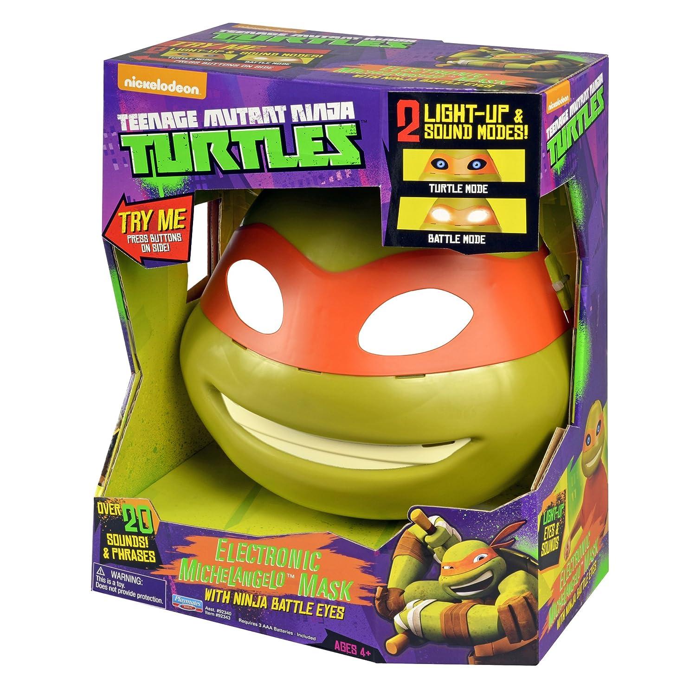 Teenage Mutant Ninja Turtles - Máscara electrónica ...
