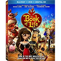 Deals on The Book of Life 2 Discs Blu-ray/DVD