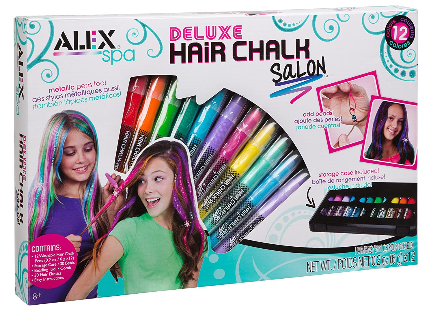 Hair Color Chalk For Coloring Hair
