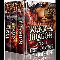Rent-A-Dragon Box Set (English Edition)