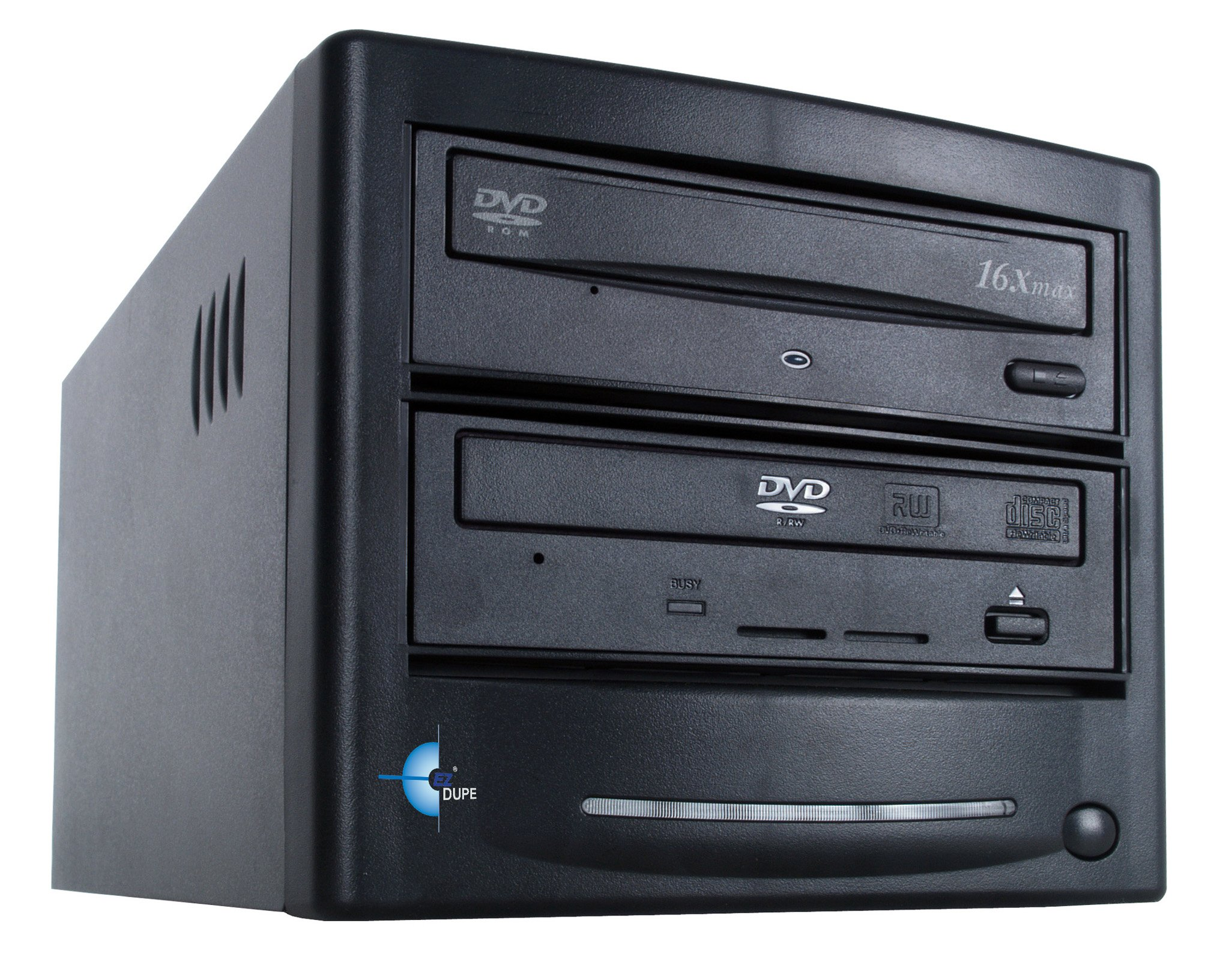 EZ Dupe 1 Copy DVD/CD Duplicator GS1SAMB (Black)