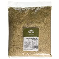 Suma Organic Short Grain Brown Rice 3 kg