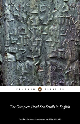 The Complete Dead Sea Scrolls in English: Revised Edition (Penguin Classics)