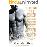 Bending the Rules: A Brother's Best Friend Romance (The Dating Playbook Book 1) book cover