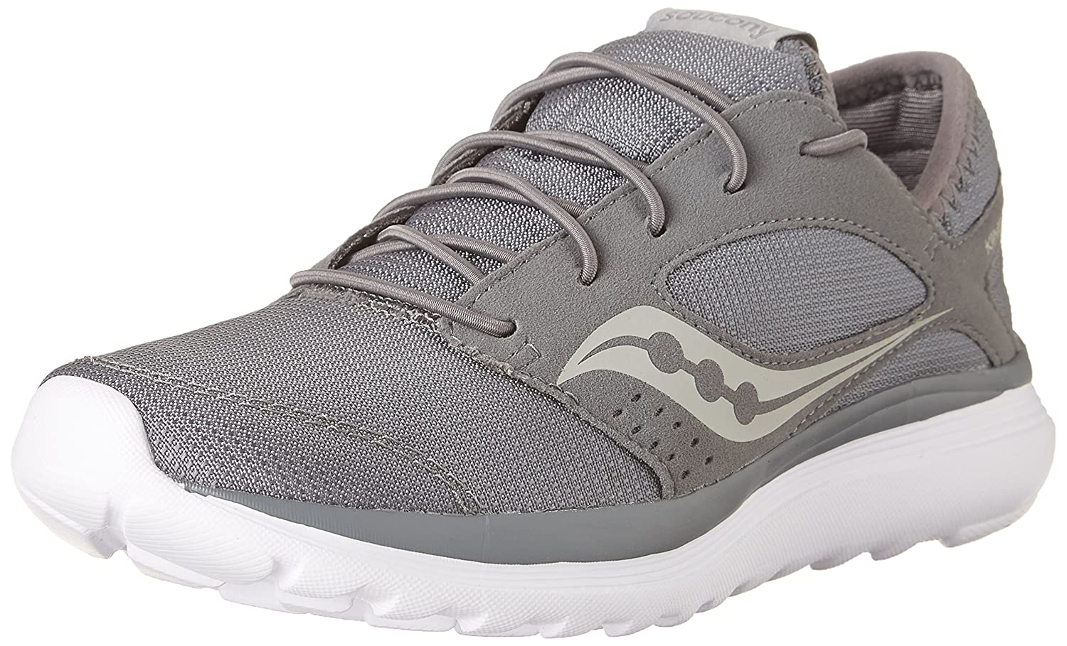 Saucony Women's Kineta Relay Running Shoe B01N6JMBL8 7.5 B(M) US|Grey