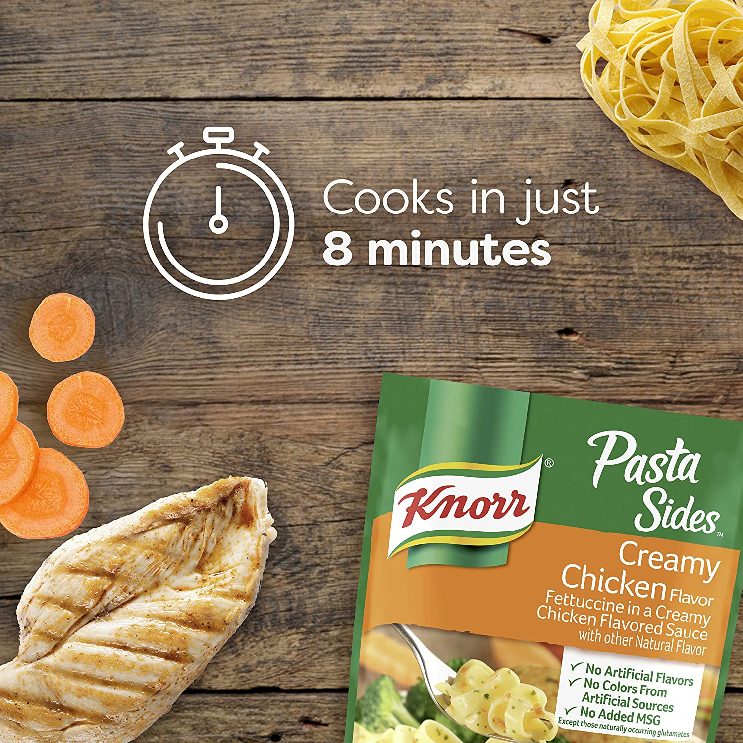 Knorr Pasta Sides For A Delicious Easy Pasta Meal Pack Of 8 Only 7 60 Freebies2deals