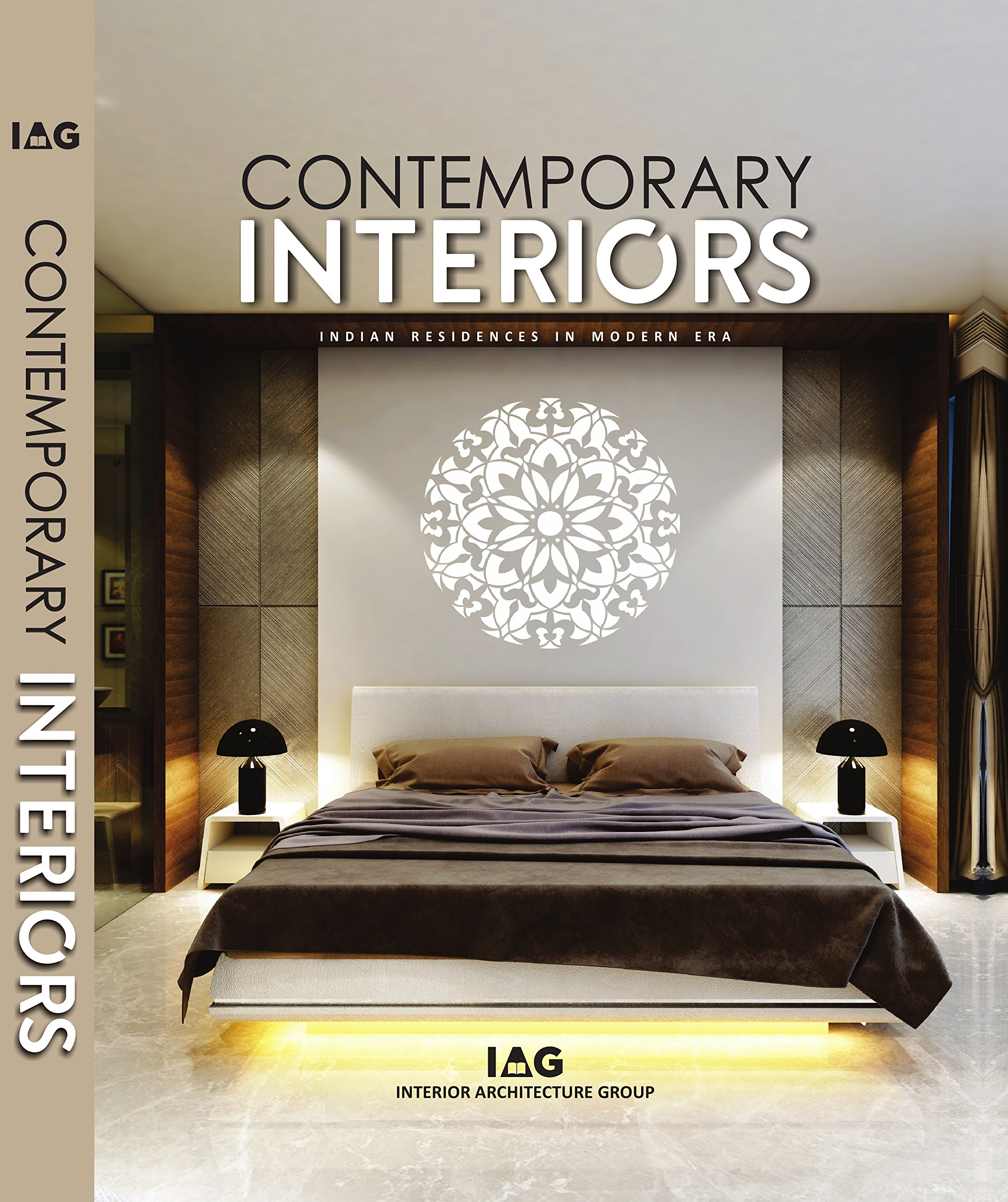 CONTEMPORARY INTERIORS Hardcover U2013 2017