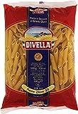 Divella - Penne Zitoni 30, Pasta di Semola di Grano Duro , 500 g