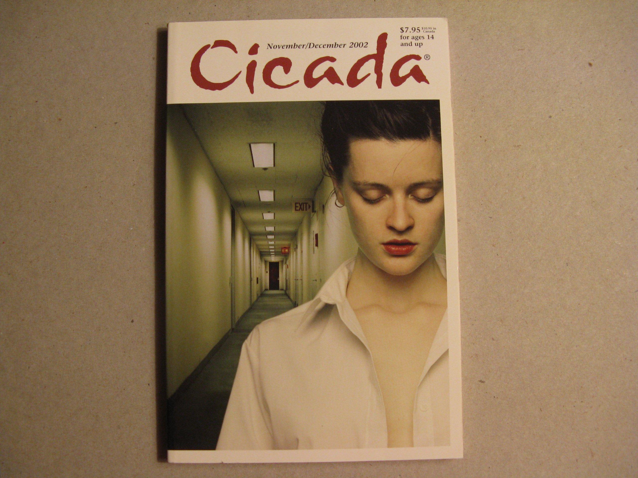Cicada Magazine, November/December 2002 (Volume 5, number 2) PDF