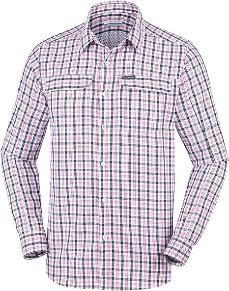 Columbia Silver Ridge 2.0 Plaid Hemd - Camisa para Hombre. Hombre: Amazon.es: Ropa y accesorios