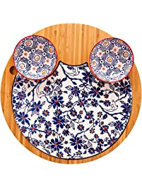 Amazon Com Cheese Plates Home Amp Kitchen