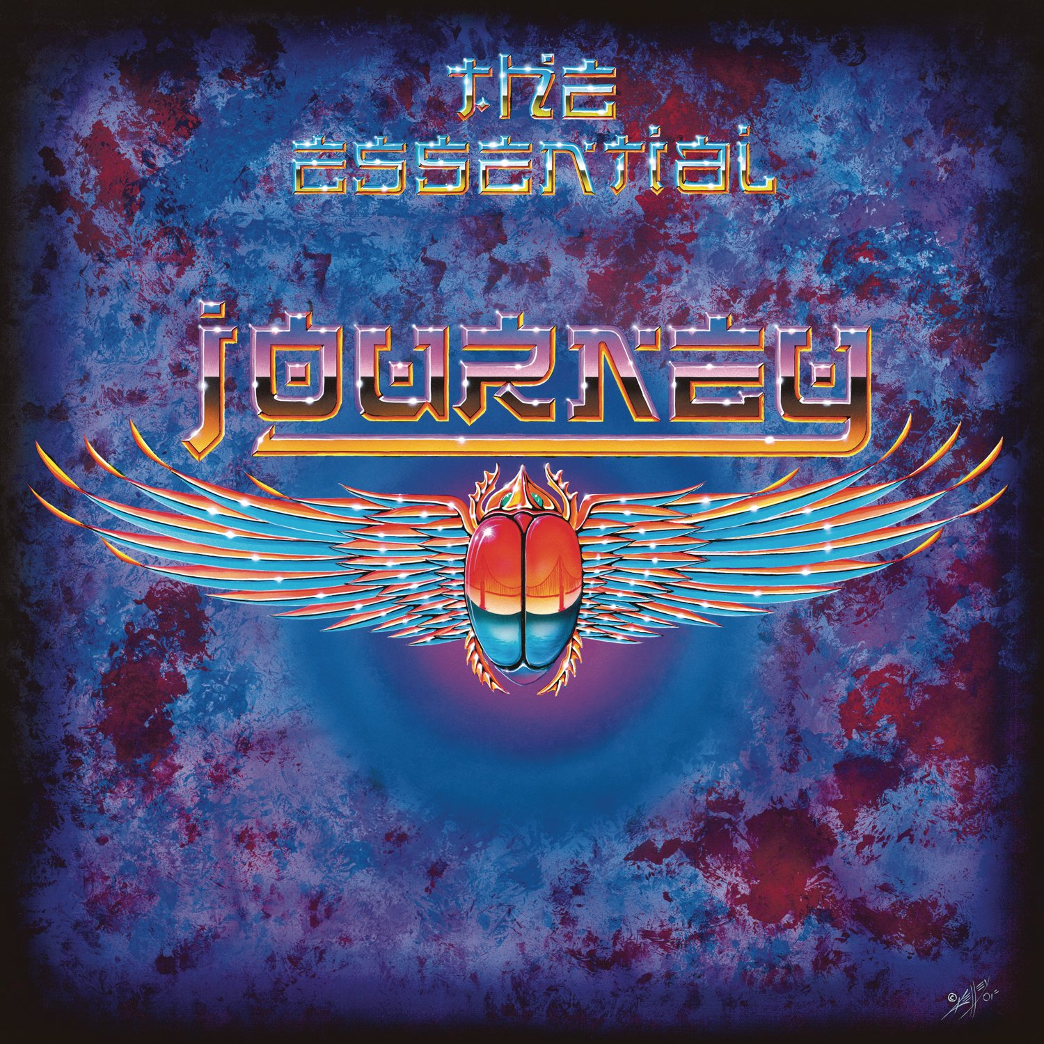 The Essential Journey by Sony Music