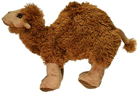 Amazon.com: Fiesta Toys Standing Camel Plush Stuffed Animal, 11.5 ...