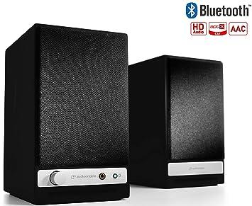 Amazon.com: Audioengine HD6 Altavoces de estantería (1 par ...