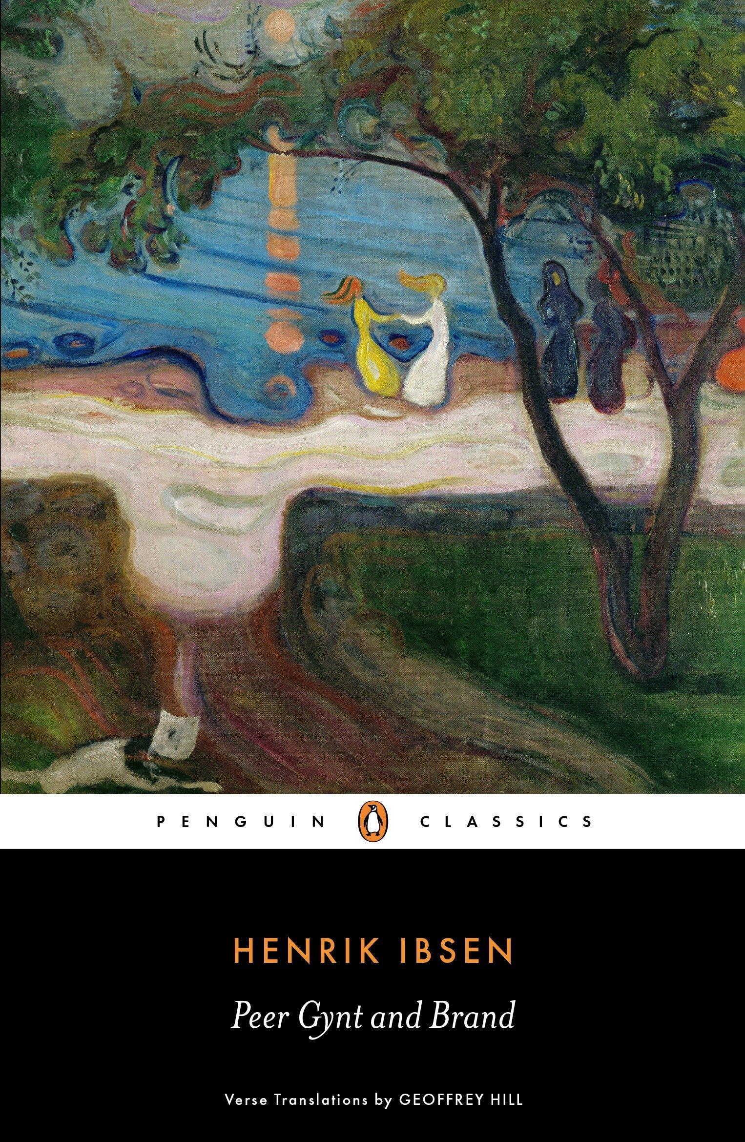 Peer Gynt And Brand  Penguin Classics