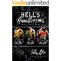 Hell's Handlers Box Set: Books 1, 2, & 3