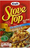 Stove Top Stuffing Mix, Chicken, Low Sodium, 6 Ounce