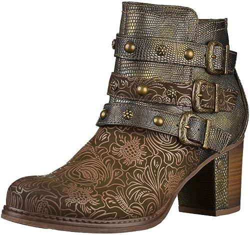 Mustang 1286-504 - Botines de caño bajo de Sintético Mujer, Color, Talla 38 EU: Amazon.es: Zapatos y complementos