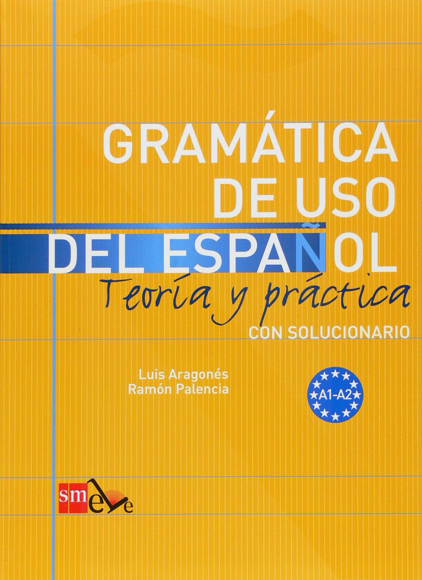 Amazon. Com: gramática de uso del español. A1-a2 (spanish edition.