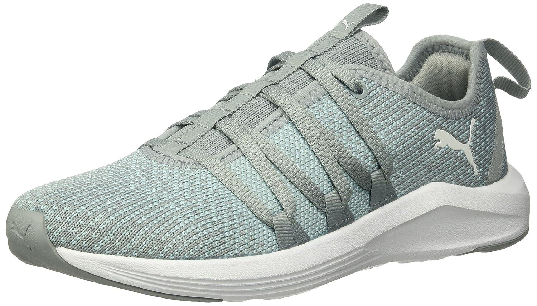 PUMA Women's Prowl Alt Knit Wn Sneaker B0753JXKKC 9.5 M US|Quarry-island Paradise