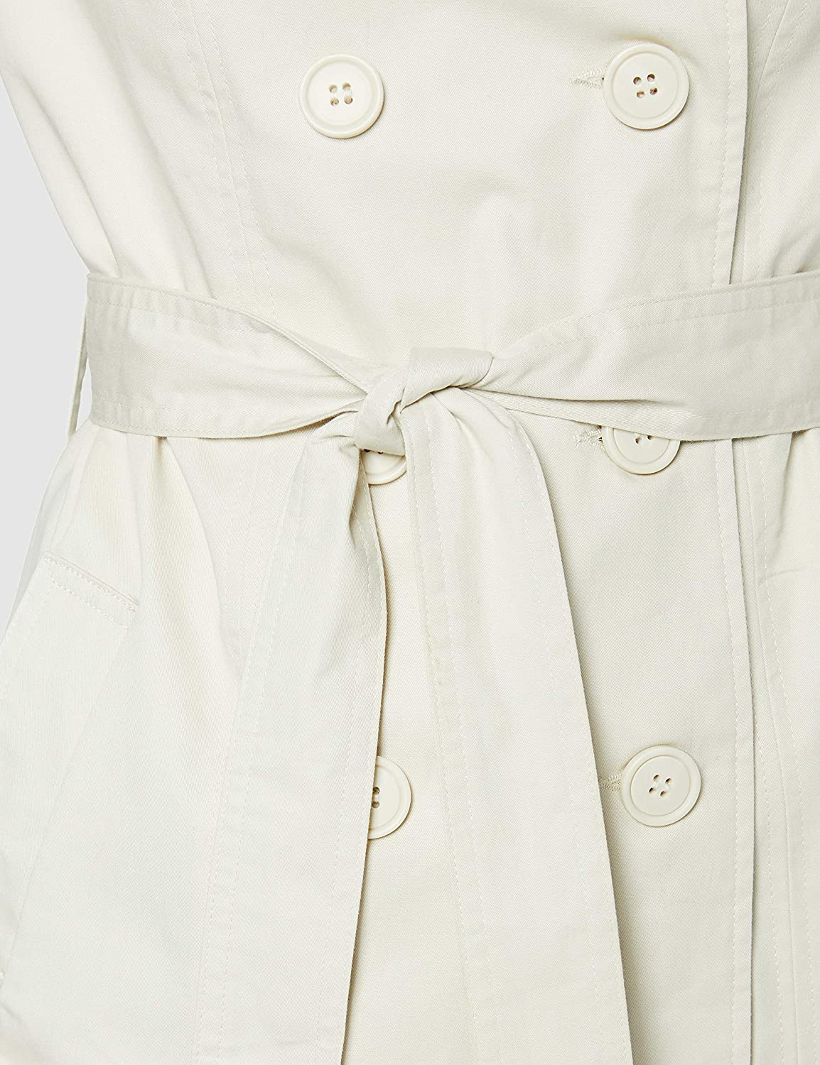 find Marchio Trench in Cotone Donna
