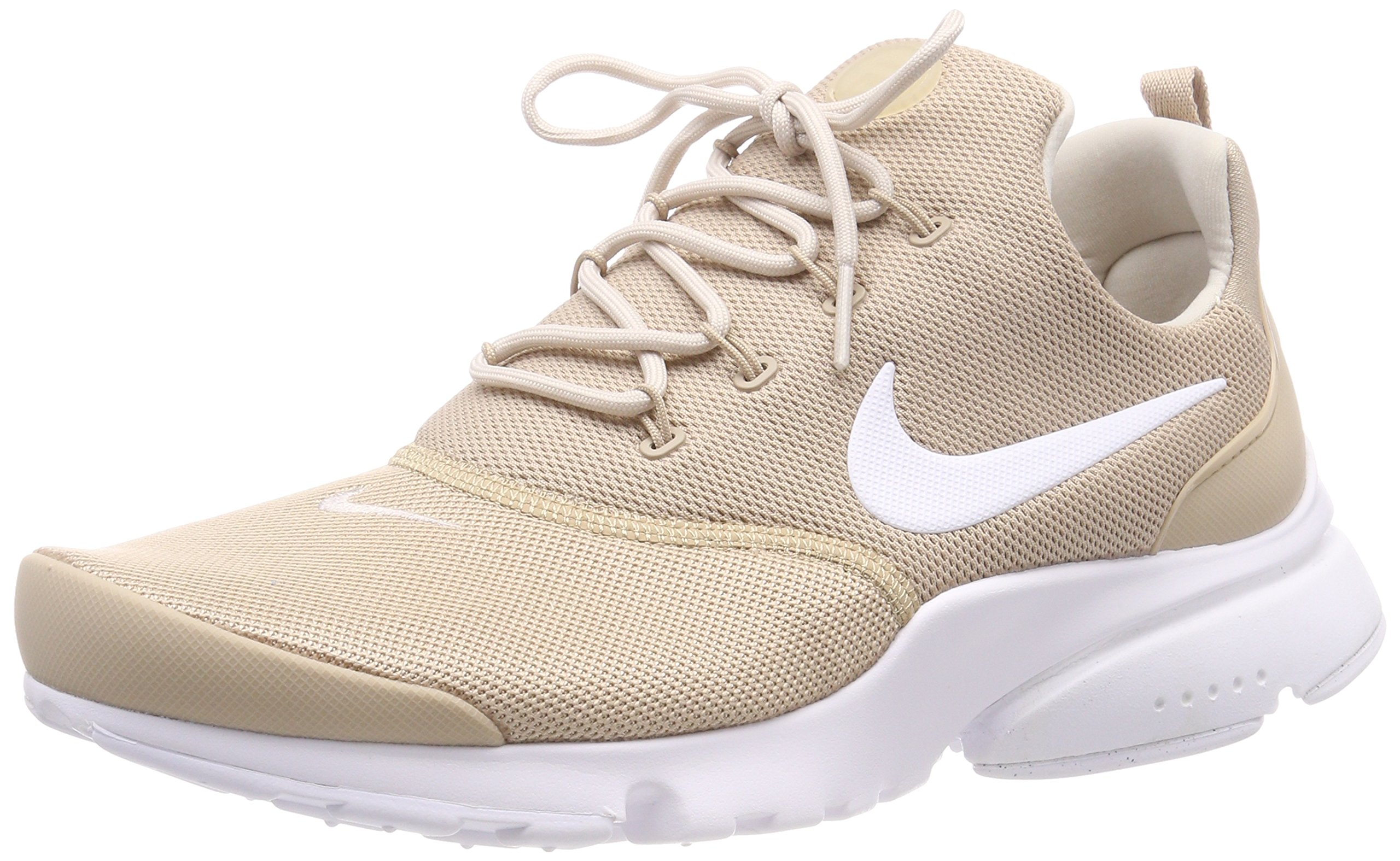 separation shoes 2609c 7f0d9 Galleon - Nike Women s Presto Fly Fashion Sneaker (Sand Desert Sand-White, 6  B(M) US)