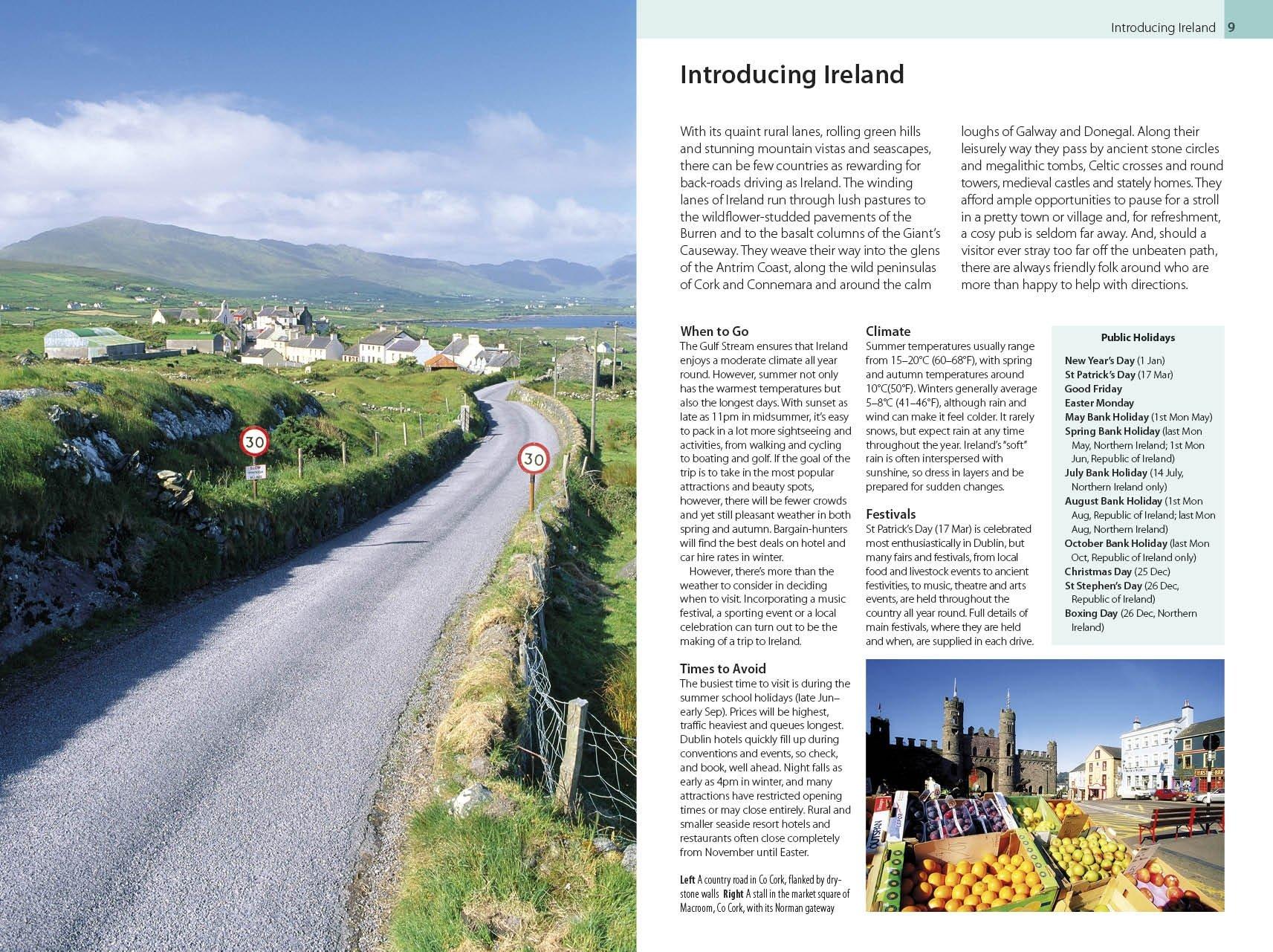 Back Roads Ireland (Eyewitness Travel Back Roads): DK Travel:  9781465468208: Amazon.com: Books