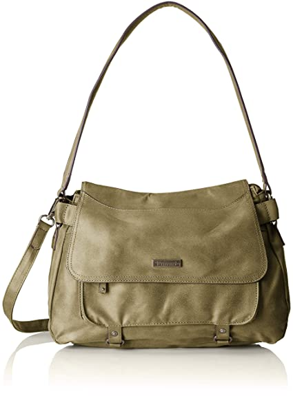 Tamaris 2809182, sac bandoulière femme Vert Vert (khaki