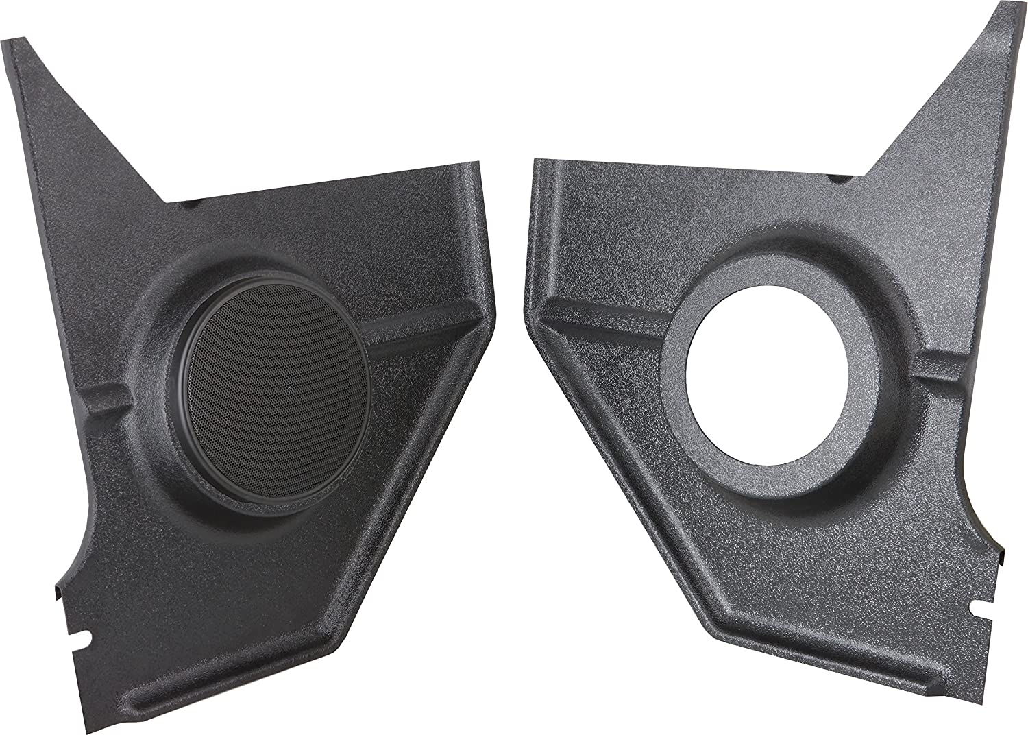 RetroSound KP-F39-6768-62 Replacement Kick Panel with S-62 6.5' Speaker for Ford Mustang