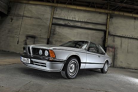 Amazon.com: BMW 635 CSi (1978-1987) Car Print on 10 Mil Archival ...