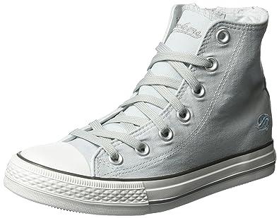 Damen 36UR211-710 Sneakers, Blau (Hellblau 610), 39 EU Dockers by Gerli
