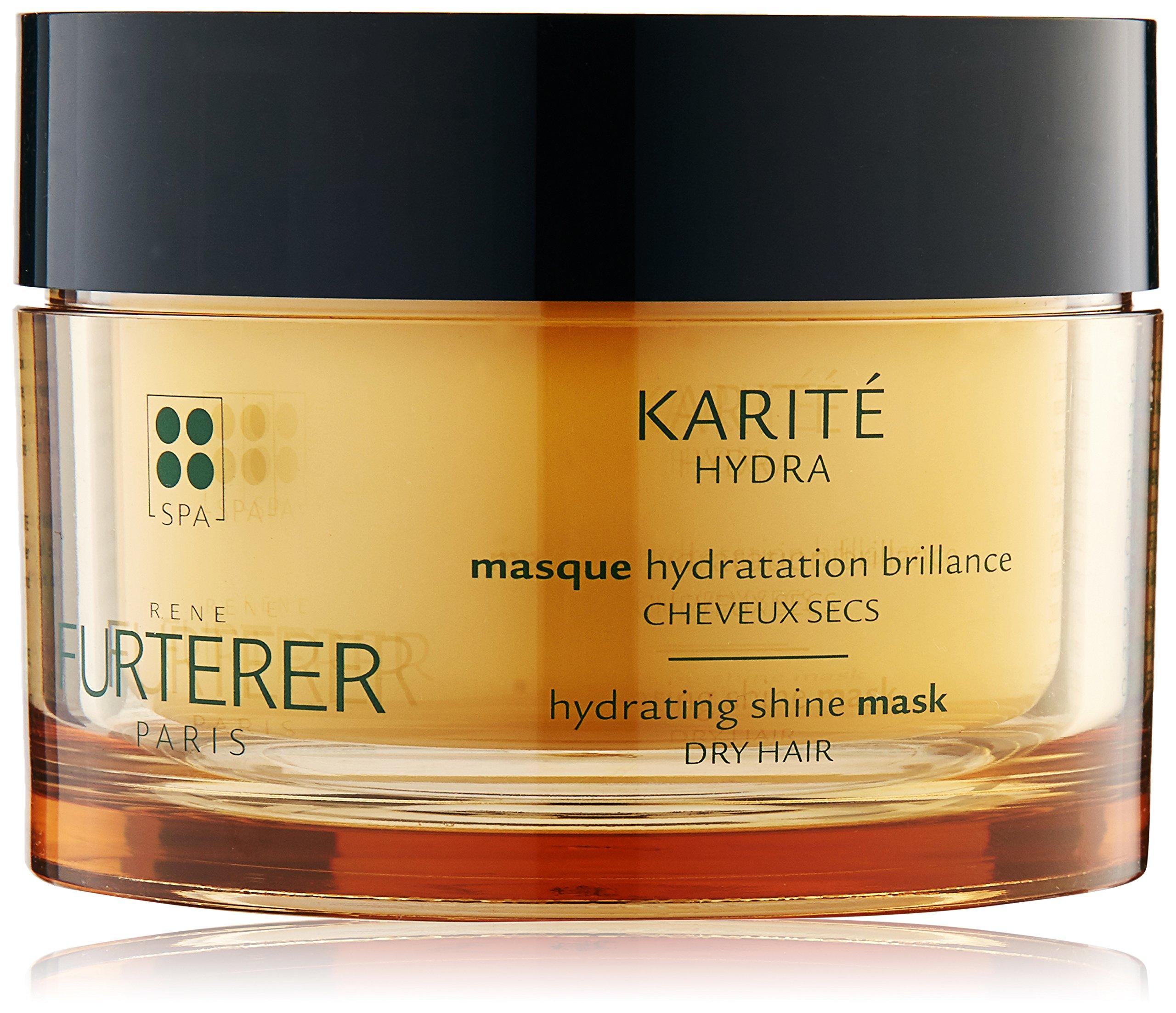 Rene Furterer Karite Hydra Hydrating Shine Mask, 6.9 Ounce